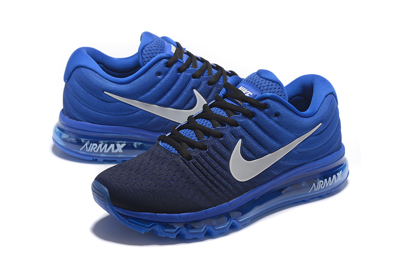 100% authentic d5368 bbde0 nike air max 2017 Donker Blauw