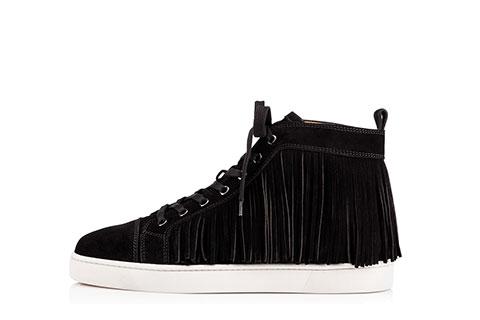 a4467f3a9c3 Louboutin Sneakers Dames Zwart bbspijk.nl