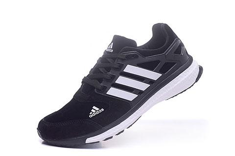adidas boost zwart