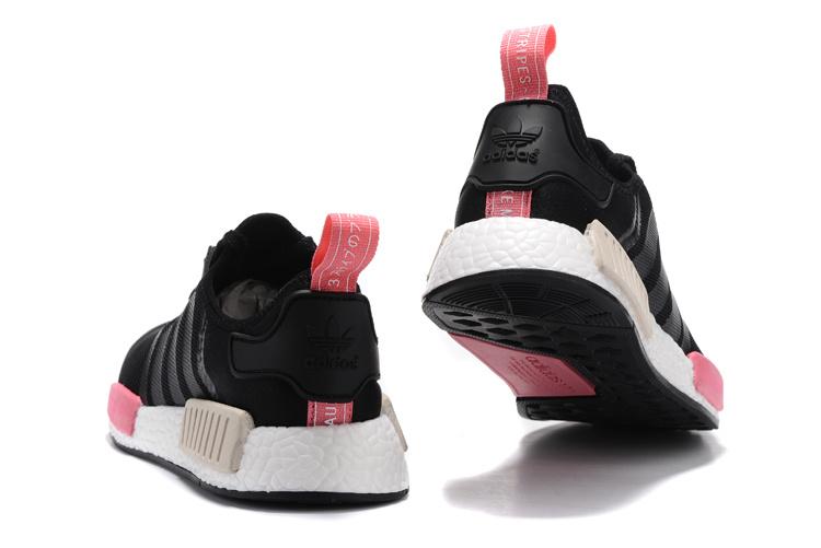 adidas nmd dames roze