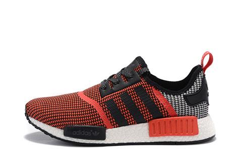 adidas nmd zwart rood
