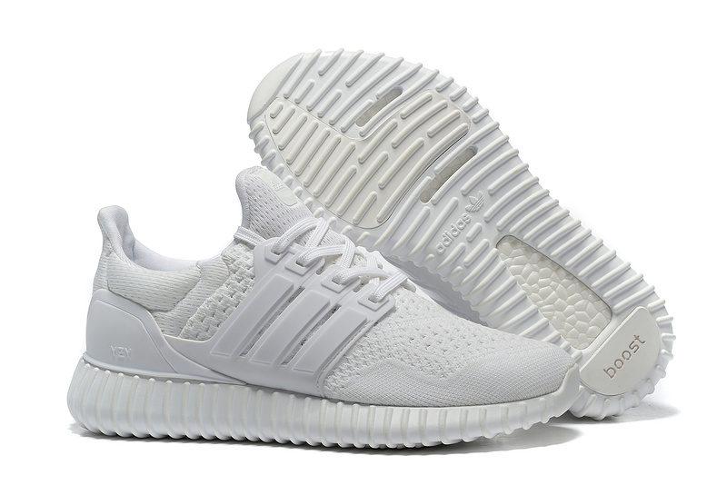 adidas yeezy zwart wit