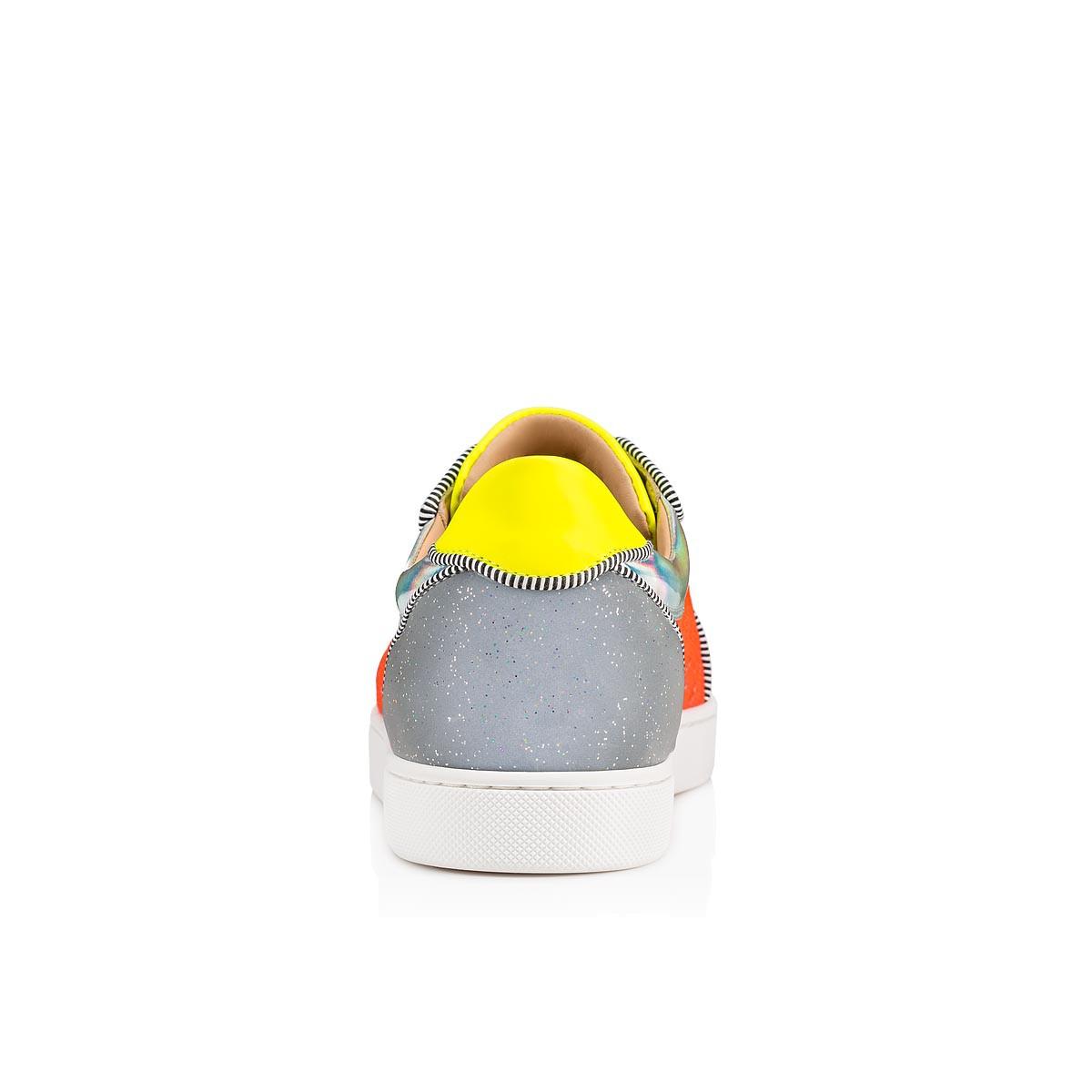 half off e88e8 153b6 Christian Louboutin Vieira Spikes Orlato Unisex Sneakers - Muliticolor in  SneakerStad