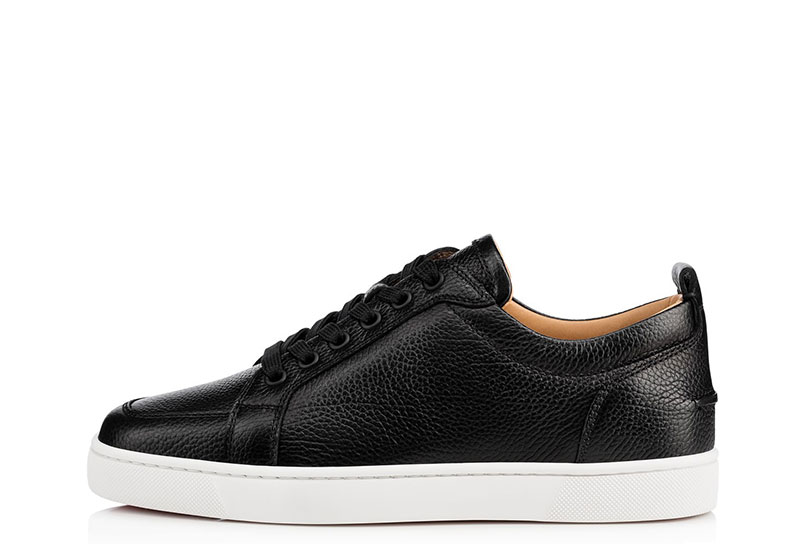 separation shoes a2e8e 117cc Christian Louboutin Rantulow Unisex Sneakers - Zwart/Wit