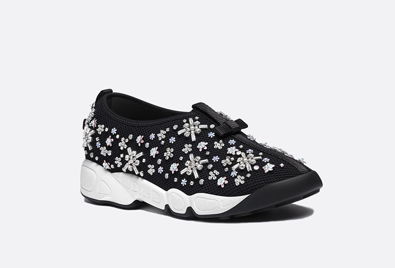 b2d200200b9 Dior fusion dames sneakers zwart/wit - Vind je in Sneakerstad