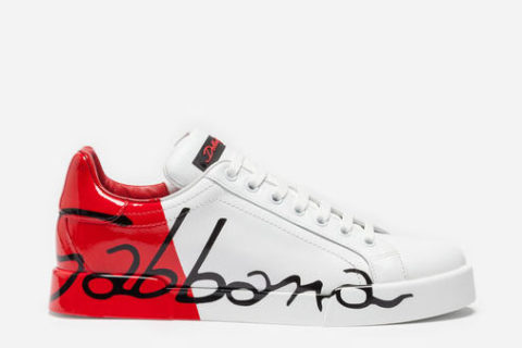 7a9a232f545 Dolce & Gabbana dames sneaker collecties vind je in Sneakerstad