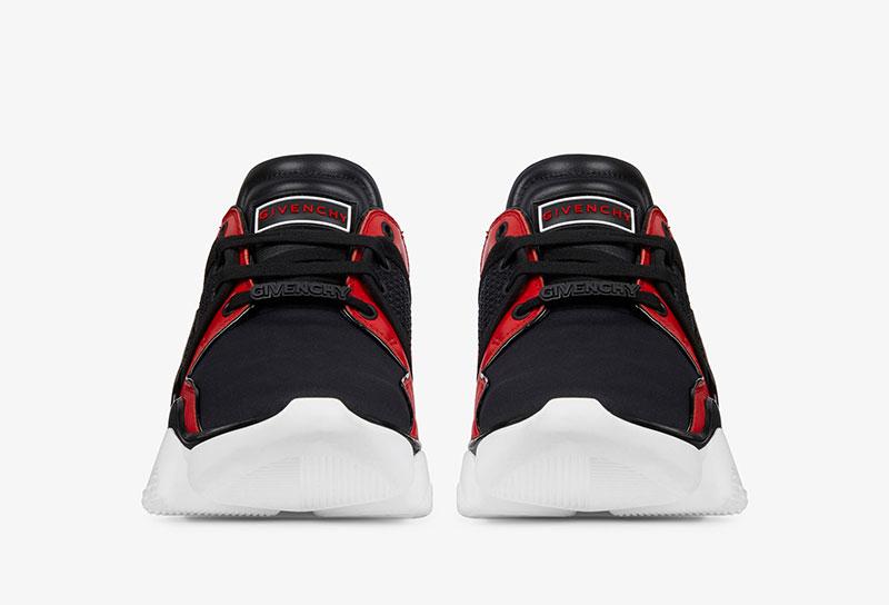 736c78d59a2 Givenchy Paris jam low sneakers zwart/rood - Vind je in Sneakerstad