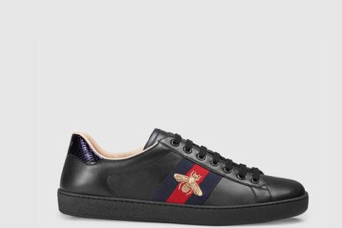 5c4b1afaf44 Gucci heren sneakers collecties van nu - Sneakerstad