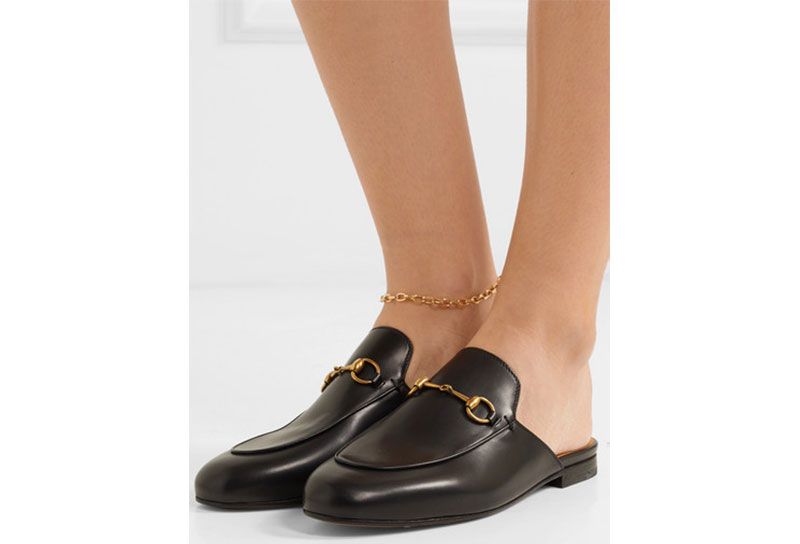 4a01ba70848 Gucci Princetown Unisex Slippers - Zwart in SneakerStad