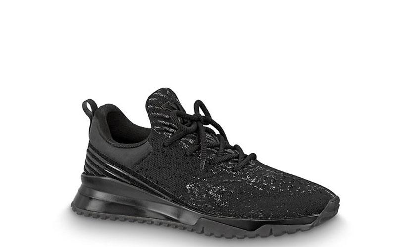 48eb86fafc9 Louis Vuitton v.n.r trainer sneakers zwart - Vind je in Sneakerstad