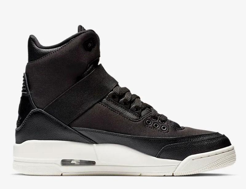 Nike air jordan 3 retro explorer xx dames sneakers zwart/wit vind je in  Sneakerstad