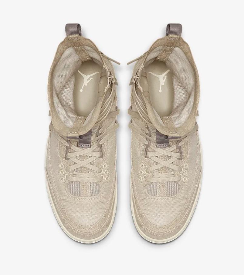 Nike air jordan 3 retro explorer lite xx dames sneakers beigewit vind je in Sneakerstad