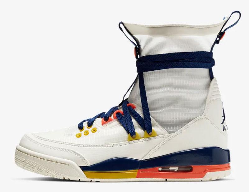 Nike air jordan 3 retro explorer lite xx dames sneakers