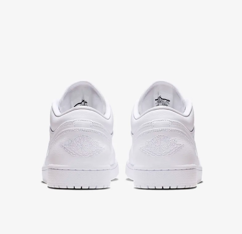 Nike air jordan low 1 heren sneakers wit vind je in Sneakerstad