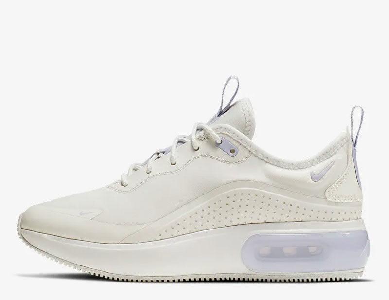 Nike air max dia dames sneakers wit vind je in Sneakerstad