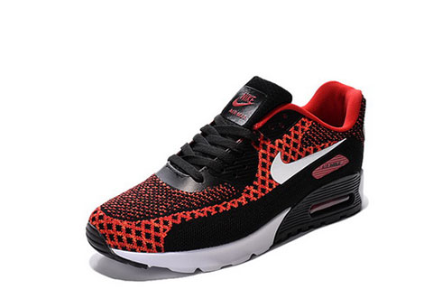 nike air max flyknit rood
