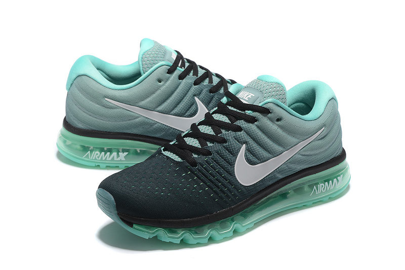 nike air max 2017 groen heren