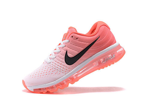 nike air max 2017 dames oranje wit