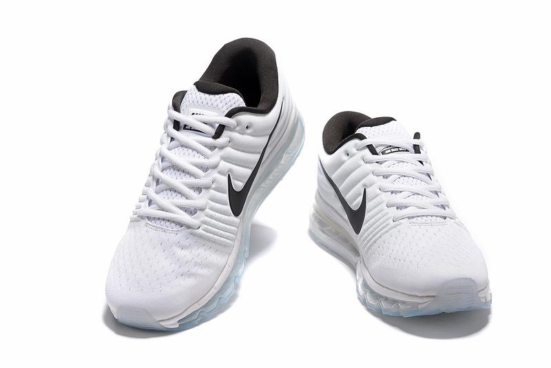 Nike Airmax Running heren hardloopschoenen 2017 Wit
