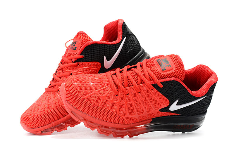 Nike Air Max 120 Emergent Heren Sneakers RoodZwart