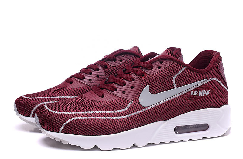 nike air max bordeaux rood