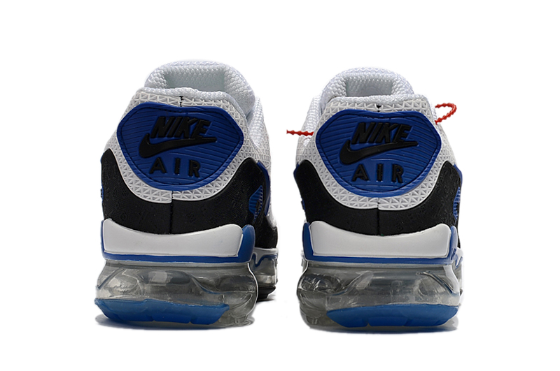 nike air max 90 heren blauw