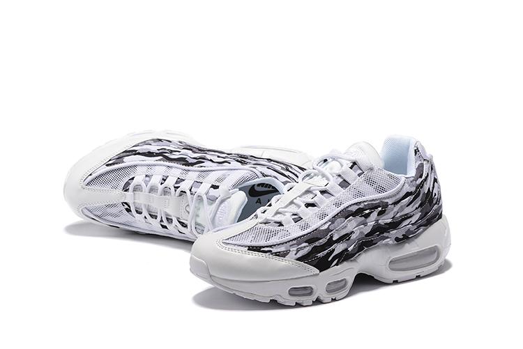 Nike Air Max 95 Essential Heren Sneakers GrijsWit