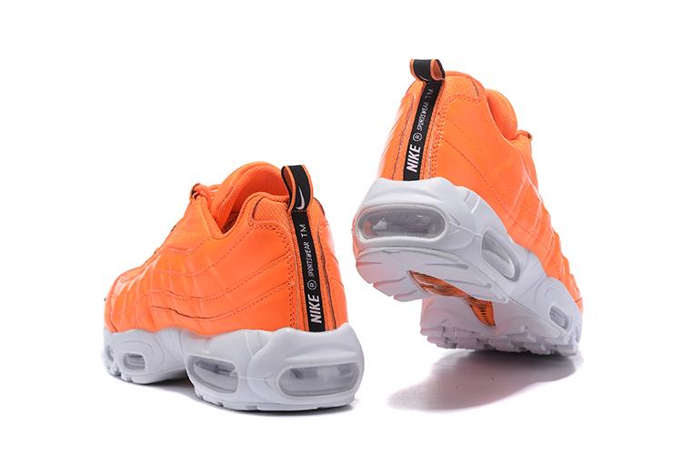 721b5b2f504 Nike Air Max 95 Essential Heren Sneakers - Oranje Sneakerstad