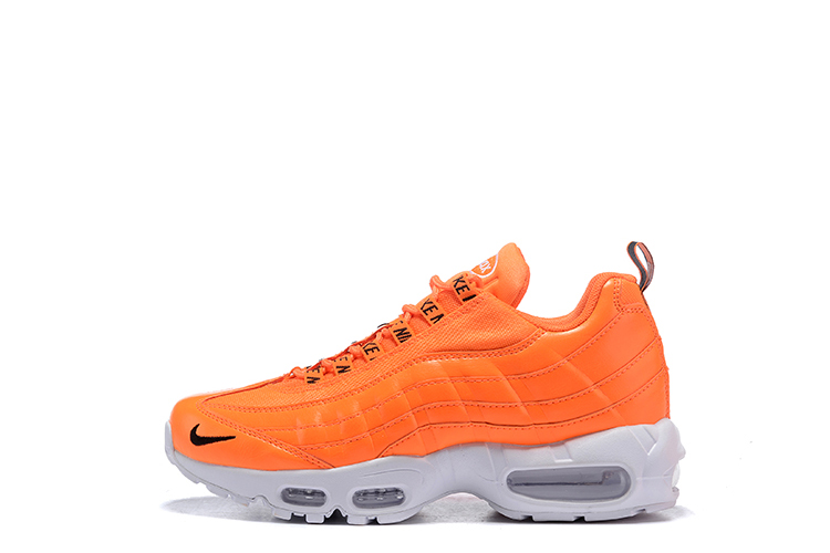 Nike Air Max 95 Essential Heren Sneakers - Oranje
