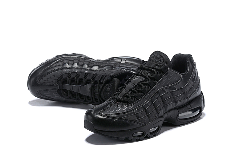 Nike Air Max 95 Essential Heren Sneakers Zwart Sneakerstad