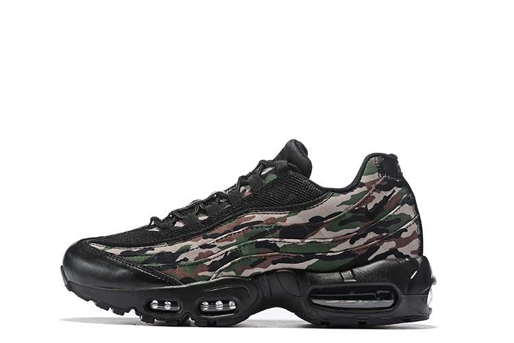 Nike Air Max 95 Essential Heren Sneakers ZwartLeger