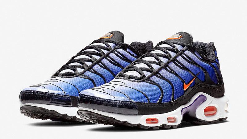 nike air max 2017 blauw paars