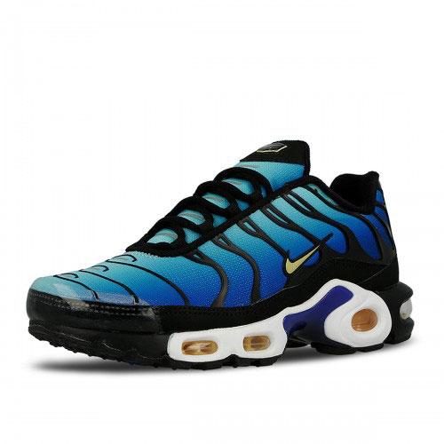 5212fde17b6 Nike Air Max Plus OG Unisex Sneakers - Blauw/Wit/Zwart - SneakerStad