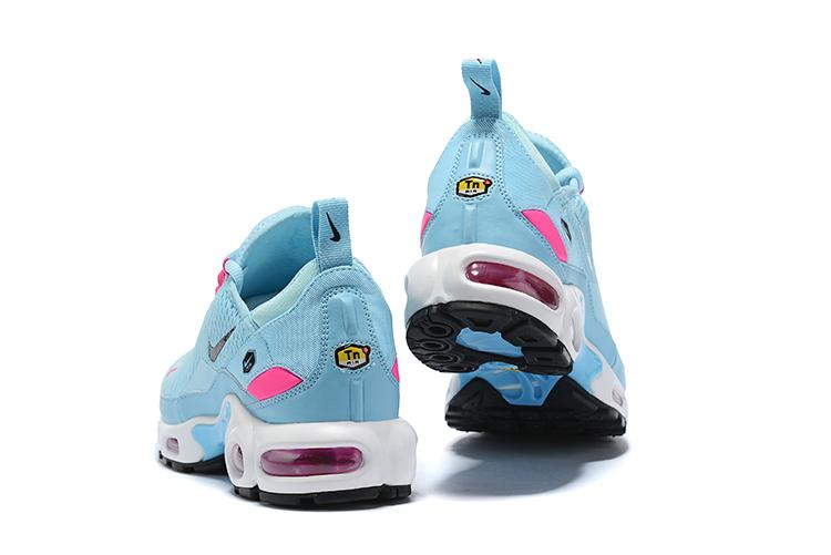 Nike Air Max Plus TN Plus 270 Dames sneakers BabyblauwWit Sneakerstad