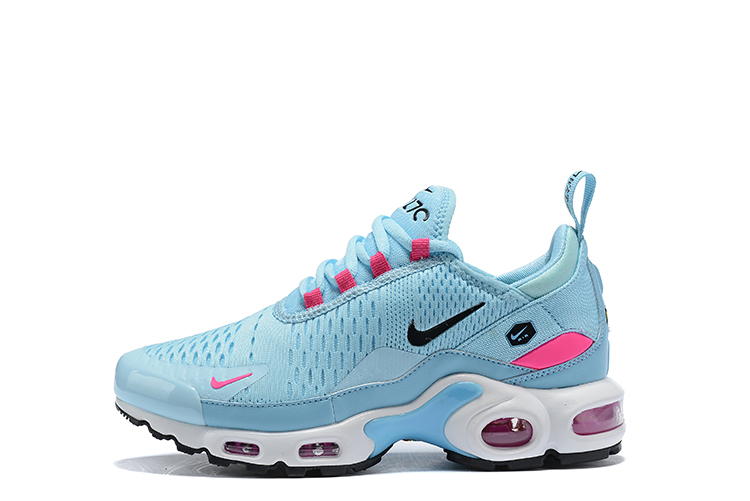 Nike Air Max Plus TN Plus 270 Dames sneakers BabyblauwWit