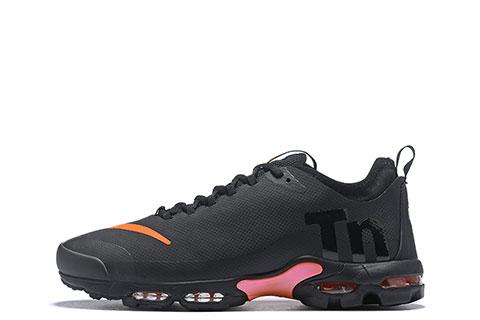 Nike Air Max Plus TN Ultra SE Unisex Sneakers ZwartOranje