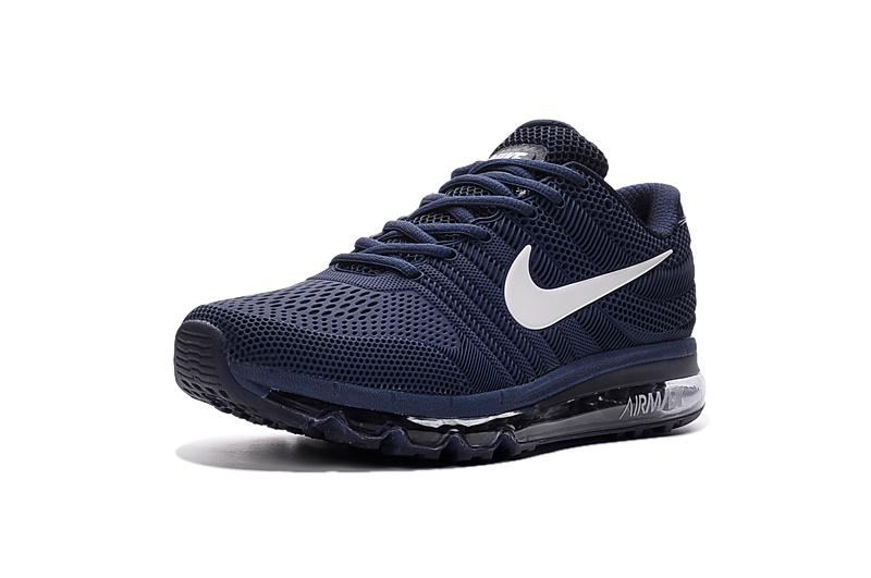 Nike Airmax Running Heren Sneakers 2017 Donkerblauw Sneakerstad