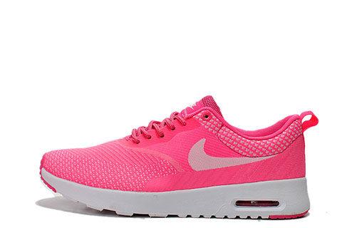 nike air max neon roze