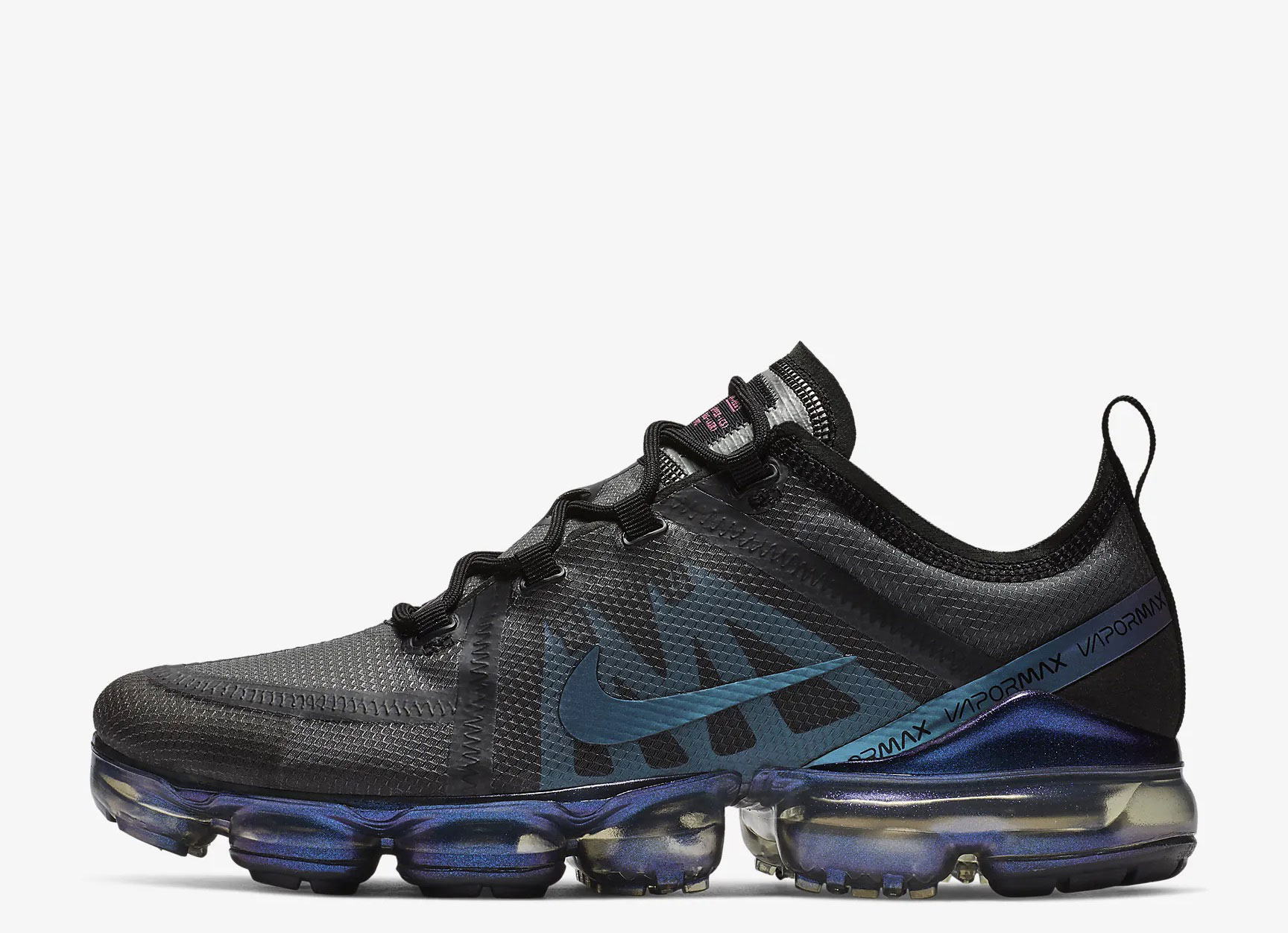Nike Air VaporMax 2019 heren sneakers antrachiet