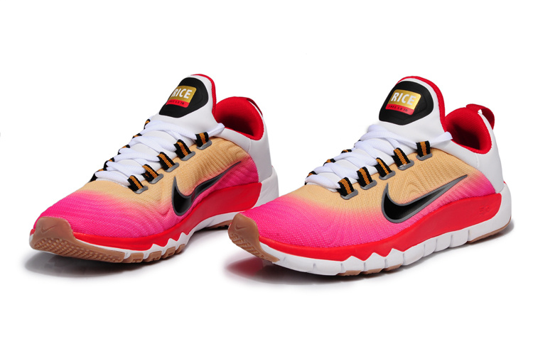 promo code f219e 181cb Nike Free Trainer 5.0 TR Jerry Rice Dames Sneakers – Wit Roze Goud