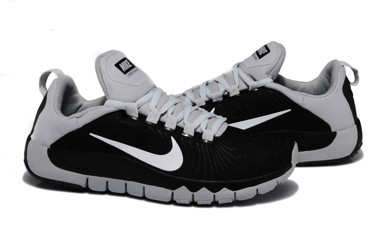 new arrival 2770f c66a8 Nike Free Trainer 5.0 TR Jerry Rice Heren Sneakers – Grijs Zwart Wit