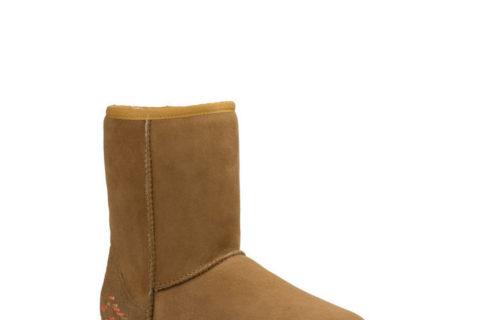 Dames leren winterlaarzen in bruin | Riding boots, Ugg boots