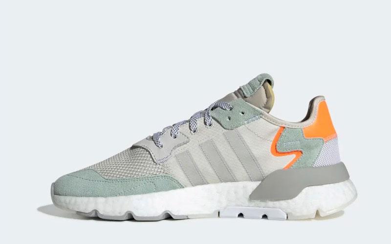 adidas schoenen grijs blauw