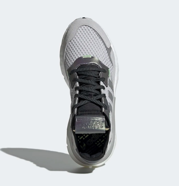 Jogger Grijsgroen Vind In Sneakerstad Adidas Nite Sneakers