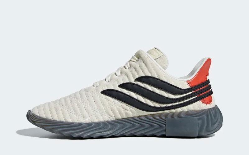 Adidas sobakov sneakers witzwart