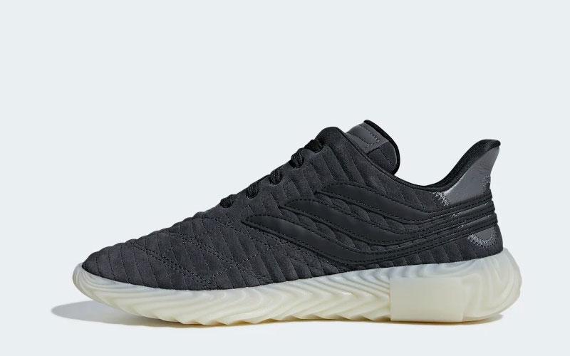 Adidas sobakov sneakers zwart