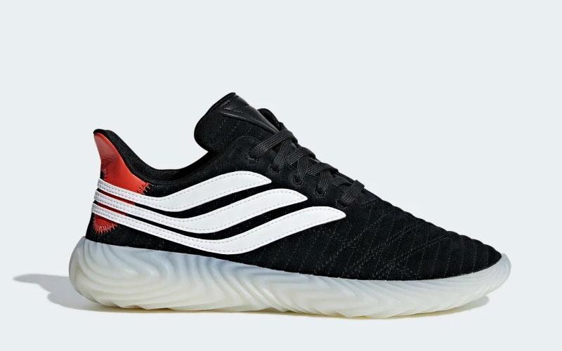 Adidas sobakov sneakers zwartwit Vind je in Sneakerstad
