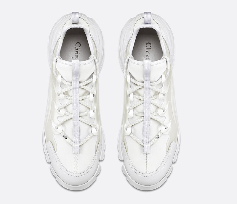 Christian Dior d connect dames sneakers wit vind je in Sneakerstad