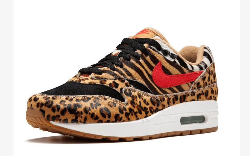 nike air max dames zwart