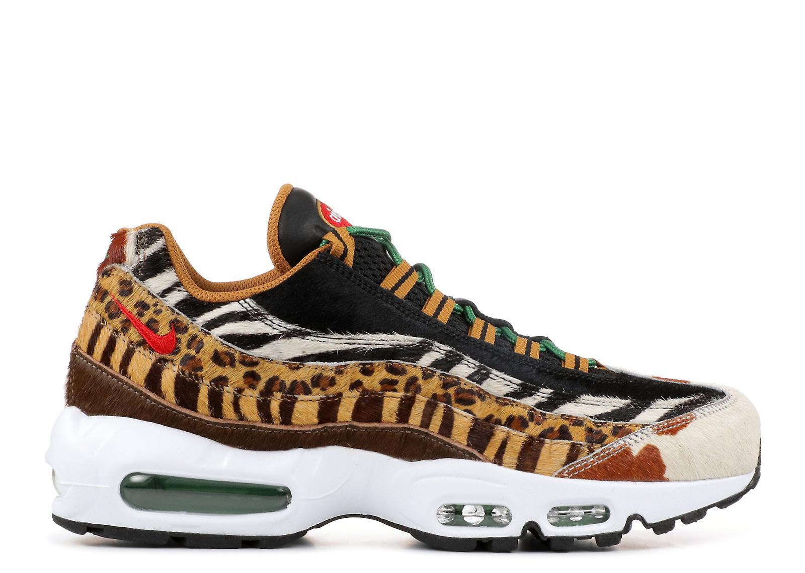 Nike air max 95 atmos animal pack 2.0 dames sneakers bruinzwart vind je in Sneakerstad